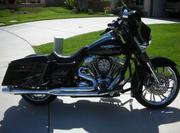 Harley-Davidson Touring FLHX Only 78 Miles