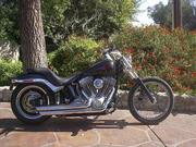 2006 Harley-Davidson Softail FXSTI